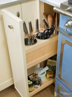 Make your kitchen even more stylish and functional by storing dishes where you can see and access them easily. These out-of-the-box ideas will help you get started.
