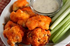 A perfect hot wing alternative!