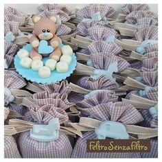 Bomboniere Battesimo Fimo - #favour #favours #handmade #birth #bomboniere #diy #battesimo #fattoamano #Polymerclay #fimo #feltrosenzafiltro #gessetti #gypsum
