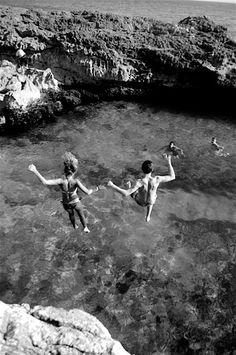 #blackandwhite #salto #adrenalina
