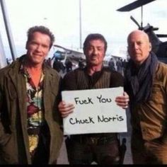 The Expendables 2 - ;)