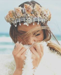 Mermaid crowns are a thing and we want  ALL OF THEM.