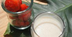 お砂糖や甘味料は使用していません♡お好みで果物やアイスクリーム・黒蜜をかけても美味しいですよ。