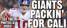 Giants on a roll