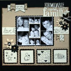 Formidable Esprit de Famille Scraplaflus' 1