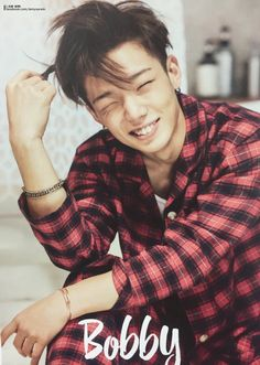 [BOBBY PHOTOCARD] [iKON WELCOME BACK FULL ALBUM] ©IAMWIN DO NOT CROP | DO NOT EDIT