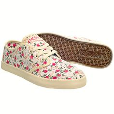 Marcos Sneaker Unisex Floral, $79.95, now featured on Fab.