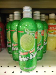 Sangaria Melon Soda by rlkitterman