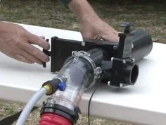 RV Black Tank Cleaning 101. A Must See Video on How to Thoroughly Clean you Black Water Holding Tank.