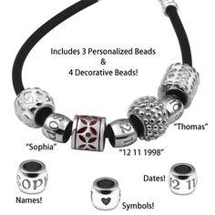 MyLife personalized Bead Bracelet $189