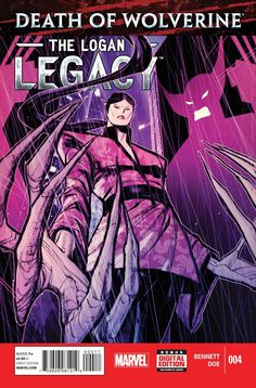 Marvel - The Logan Legacy (2015) #4