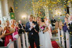 Bryllup på Grefsenkollen av Sparks Studios