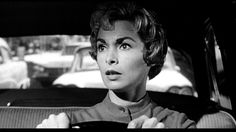 Janet Leigh in 'Psycho' Alfred Hitchcock, Hitchcock Film, Old Movies, Vintage Movies, Medium Close Up, Gifs, Janet Leigh, Photo Charms, Film Stills