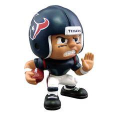 Houston Texans NFL Lil Teammates Vinyl Runningback Sports Figure 2 3/4