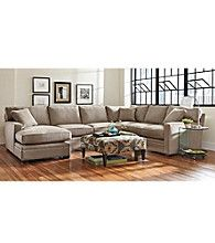 Product: McCreary Dial Living Room Multi-Piece Sectional