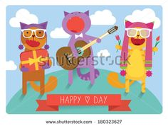 Cat With Cap Ilustrace a kresby | Shutterstock