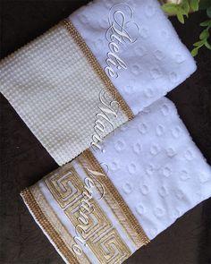Bom dia! Vamos começar a semana com nossas toalhas...  ✈️ Enviamos para todo Brasil ✈️  Informa - atelie_marivenancio