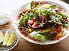 Makuja kotoa: Mexicana-salaatti