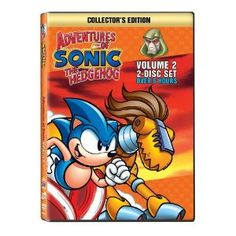 Adventures of Sonic the Hedgehog: Vol 2 (Dic Entertainment)