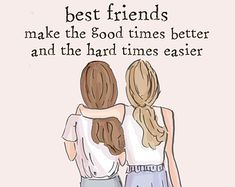 ❤❤❤BFF❤❤❤ The more important thing that u can have . My BFF iLoU ❤❤❤ Friend Quotes For Girls, Bff Quotes, Best Friend Quotes, Cute Quotes, Girl Quotes, Friendship Quotes, Girl Friendship, Sayings About Friends, Qoutes