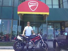 Welcome to Ducati Universe!