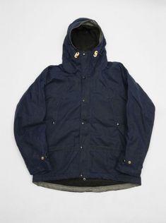 want! Filson Black Label Mountain Jacket Navy   Present London - Svpply Raincoat, Label, Mountain, Coats, London, Navy, Clothing, Jackets, Black