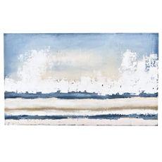 Autumn Shore Canvas 204x122cm   Freedom Furniture and Homewares