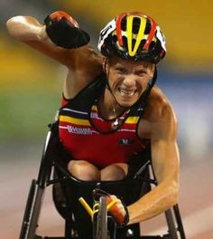 Marieke Vervoot, l'atleta paralimpica che voleva morire http://alessandroelia.com/marieke-vervoot-paralimpica-eutanasia/ #sport #Rio2016 #eutanasia