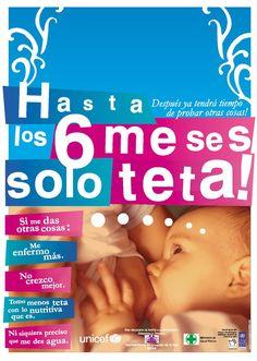 RADIO MEGA - 98.5 MHz ANDALGALA - CATAMARCA: Se lanzó la semana de la lactancia materna.