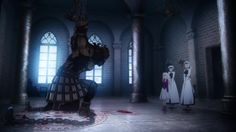 Anime Screenshots, Fate Stay Night
