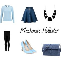 c77beee7625 Mackenzie Hollister (from dork diaries) by bugmack on Polyvore featuring  Oscar de la Renta