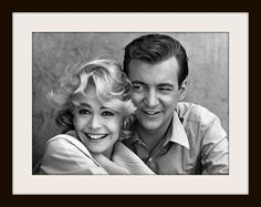 Bobby Darin & Sandra Dee ………………..For more classic 60's and 70's pics please visit & like my Facebook Page at https://www.facebook.com/pages/Roberts-World/143408802354196
