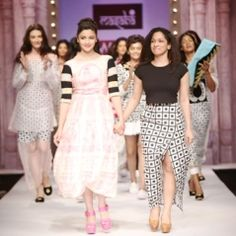 Sexy siren and Bollywood beauty Alia Bhatt on the opening day of Wills Life Style Fashion Week spring summer 2014 cat walked on the ramp showing the couture of very talented dress designer Masaba Gupta, who is the daughter of bollywood actress Neena Gupta.