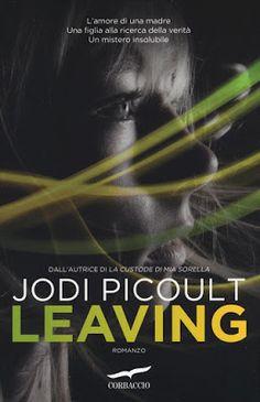 "Devilishly Stylish: ""Leaving"" di Jodi Picoult"
