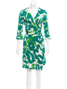 Diane von Furstenberg Julian Silk Dress