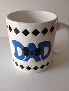 Waechtersbach DAD mug Germany