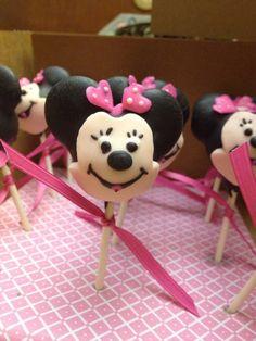 Tortas Minnie y Mickey Mouse