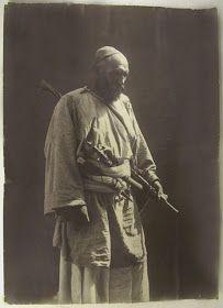 Pashtun Man from Peshawar, 19th Century. Great Photo!