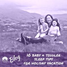 """Going away on holiday vacation to visit family & friends? Staying overnight raises questions: """"Where should my baby sleep? Do we risk it & try a travel cot or crib?"""" I know some of you have trips away with a travel cot & it's OK. However, I know of some disastrous trips also. Christina had to travel back because Matilda 10 mths didn't like her travel cot & screamed the house down. Click to read my top 10 baby & toddler sleep travel tips: https://www.nurtureparenting..."""