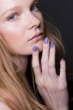 Spring is around the corner - refresh your nails with some on-trend polish.