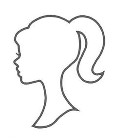 All Designs :: 2015 Design Sale :: Shadow Applique Barbie Theme Party, Barbie Birthday Party, Ballerina Silhouette, Canvas Silhouette, Design Girl, Barbie World, Hobbies And Crafts, Coloring Pages, Embroidery Designs