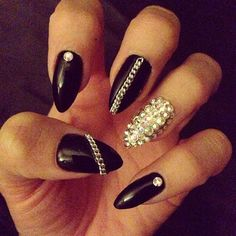 nails to rock with