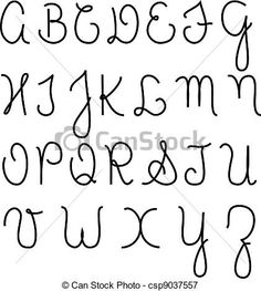 letters drawing art - Google Search