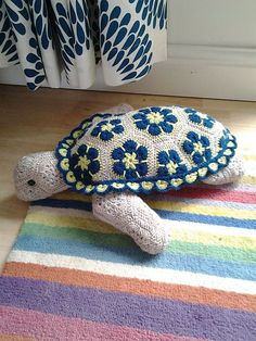 Ravelry: laylaforever's Atuin the Turtle: