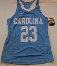 Nike #23 Women's North Carolina Basketball Jersey - Medium Dri-Fit #Nike #Jerseys