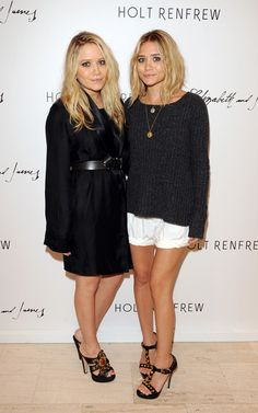 Fashion Icons: Mary Kate & Ashley Olsen « Jules' Way