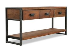 Harper Console Table- Sofa console at living spaces