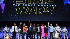 Star Wars 7: resoconto del panel dall'evento Star Wars Celebration (video)