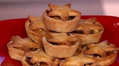 Festive mince pies