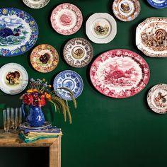 Turkey Plate Special: Turkey Plates
